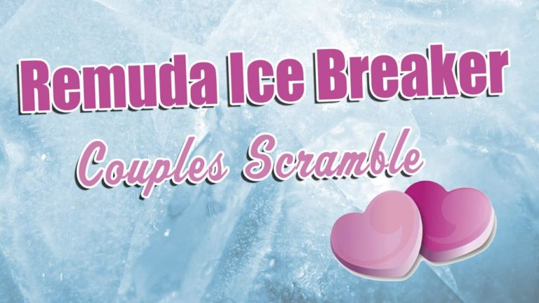 couples icebreaker scramble tournament