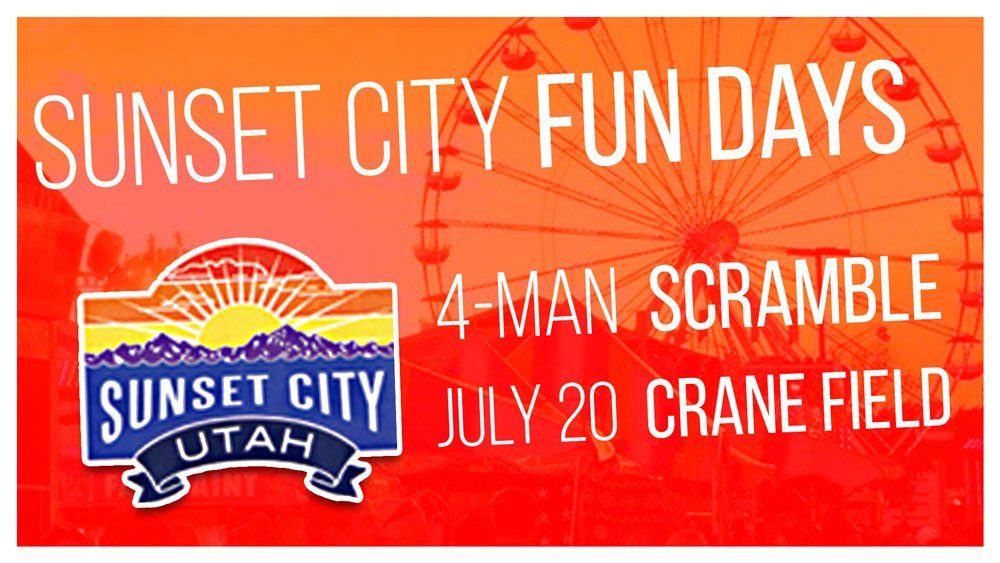 Sunset City Fun Days Golf Tournament