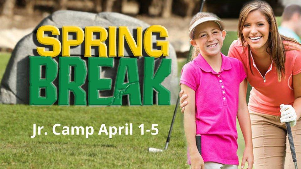 Spring break junior camp