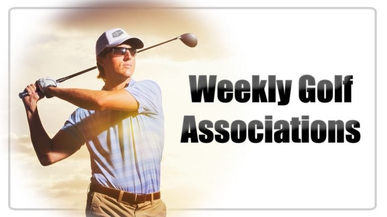Mens Association Remuda Crane Field Golf