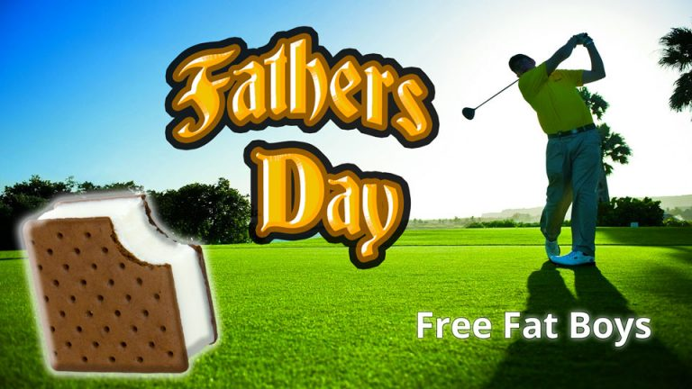 fathers day golfer image