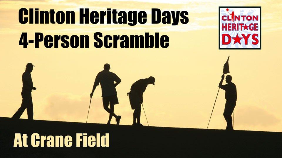 Clinton Heritage Days golf