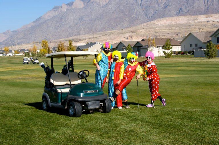 Remuda halloween clowns
