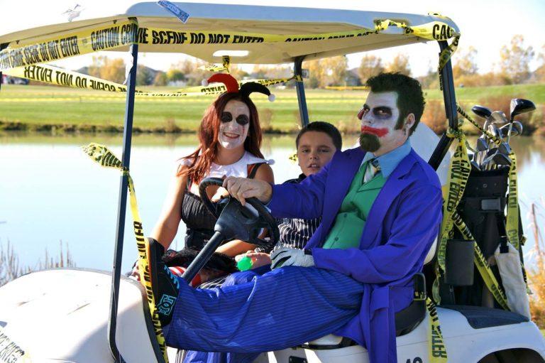 Remuda halloween joker