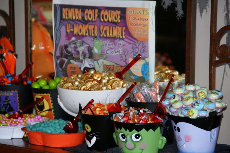remuda halloween candy