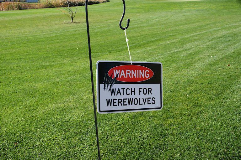 remuda halloween werewolves