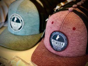 logo hat 15th