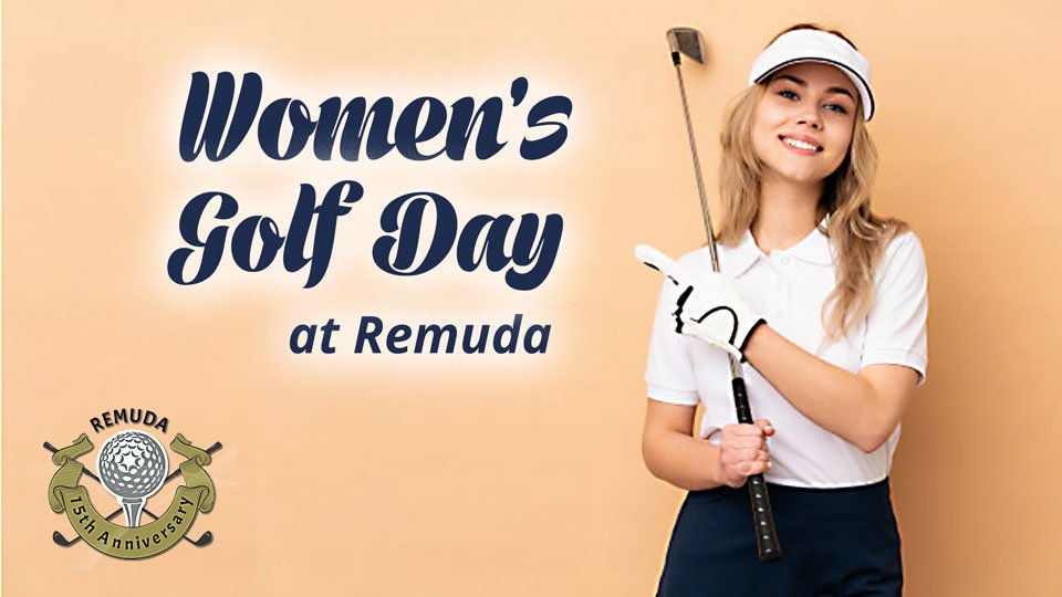 womens golf day remuda